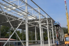 ocelová konstrukce Sauer Žandov